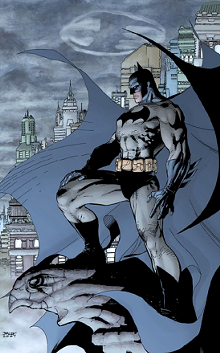 PENCILS BY JIM LEE AND INKS BY SCOTT WILLIAMS
