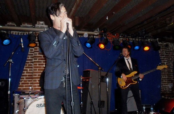Fitz and the Tantrums at the Duck Room - ROY KASTEN