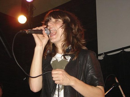 Eleanor Friedberger of the Fiery Furnaces - TODD MCKENZIE