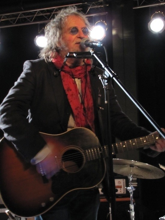 Ray Wylie Hubbard at SXSW - DANA PLONKA