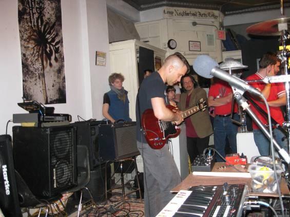 Lemp Neighborhood Arts Center is Xiu Xiu frontman Jamie Stewart's favorite place to play in St. Louis. - DIANA BENANTI