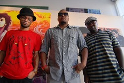 Hawthorne Headhunters is Black Spade, Coultrain and I, Ced. - IMAGE VIA