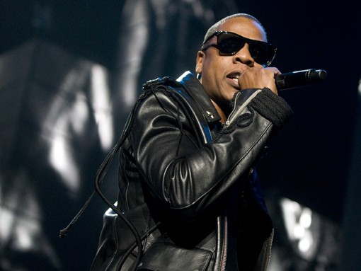 Jay-Z last night at the Scottrade Center. See full slideshow from last night's concert right here. - PHOTO: JON GITCHOFF