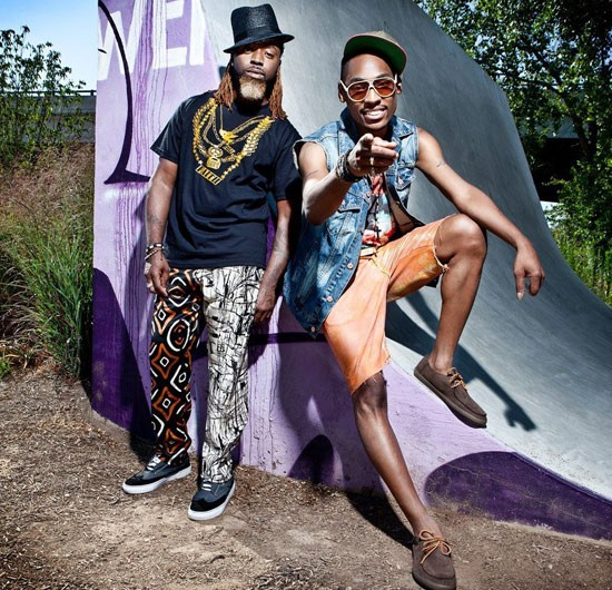 Ying Yang Twins - PRESS PHOTO