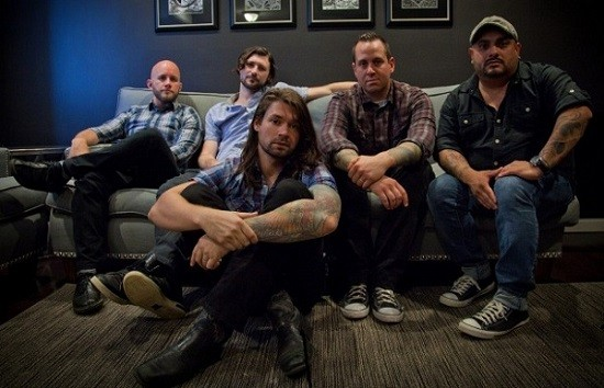 Taking Back Sunday. - PRESS PHOTO