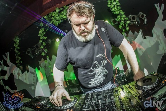 Kristian Nairn of Game of Thrones DJs in New York City. See him at Old Rock House on Wednesday, December 10. - PHOTO PROVIDED BY CENTRAL ENTERTAINMENT GROUP