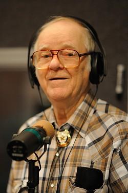 Gene Roberts on May 6, 2008 - SARA FINKE/KDHX