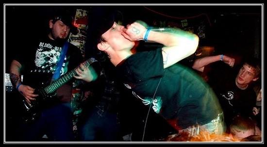 SNAFF in 2004. - KATE SILVER