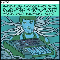 Read more about Tycho in our weekly comic. - ART BY CURTIS TINSLEY