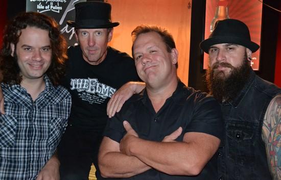 Cowboy Mouth plays both Friday and Saturday at the Old Rock House. - PRESS PHOTO