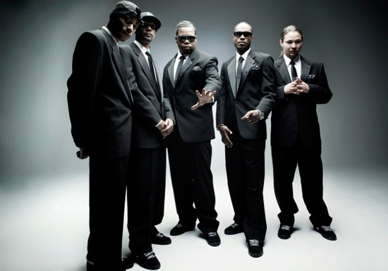Bone Thugs-N-Harmony - March 28 @ The Coliseum Music Lounge