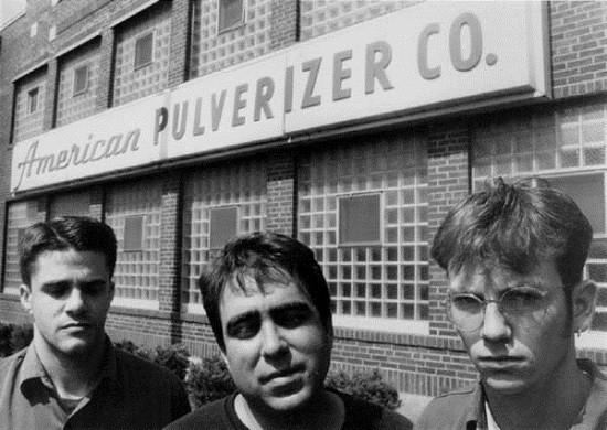 Dazzling Killmen, referenced within. - PHOTO BY MARK BUCKHEIT