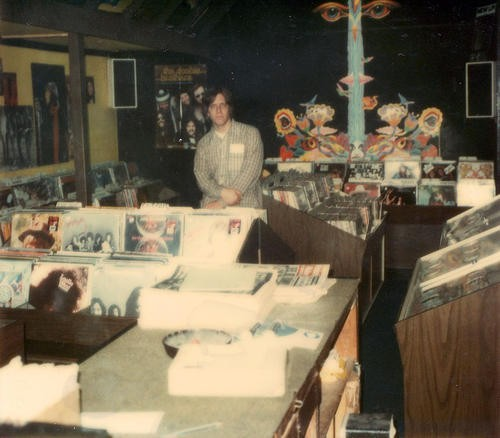 Akashic Records, back in the day - COURTESY OF DENIS TOLER