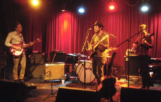 Vetiver at Off Broadway - ROY KASTEN