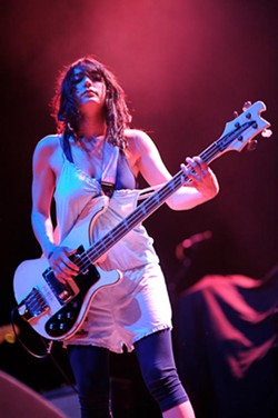 WarPaint at the Pageant, Wednesday, June 9. More photos here. - TODD OWYOUNG