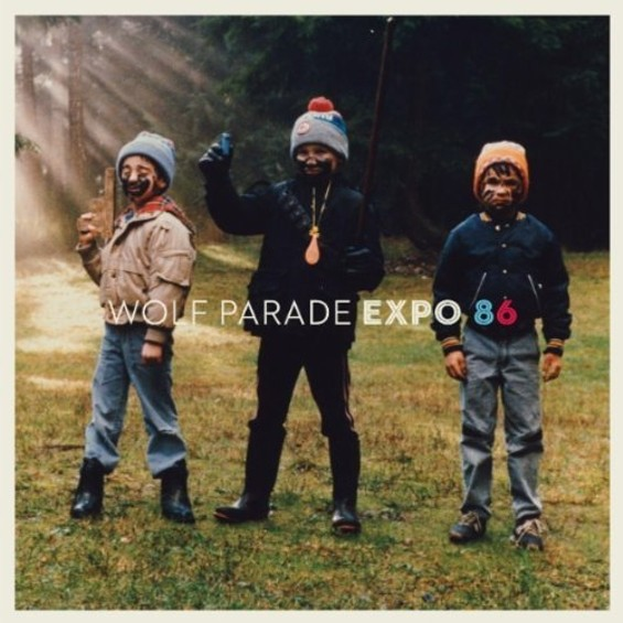 Wolf Parade's latest album, Expo 86
