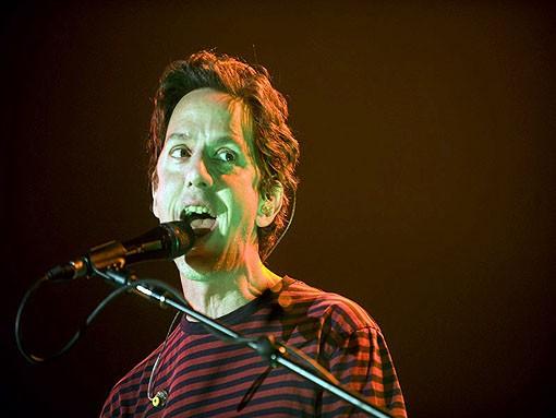John Linnell. More photos here - JON GITCHOFF