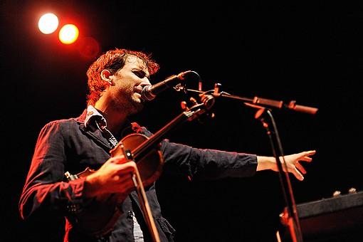 Andrew Bird - TODD OWYOUNG
