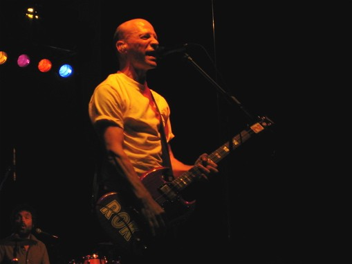 Chris Ballew of PUSA - PHOTOS BY KEEGAN HAMILTON