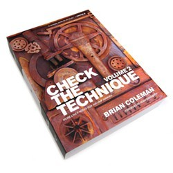 Brian Coleman's Check the Technique Vol. 2 - COURTESY OF WAX FACTS PRESS