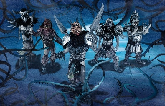 GWAR - COURTESY OF SLAVE PIT INC.