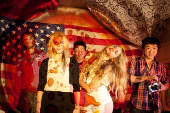 """Lazer Zeppelin brings their """"classic country goes to Mars and back"""" sound to Floating Laboratories on April 3."""