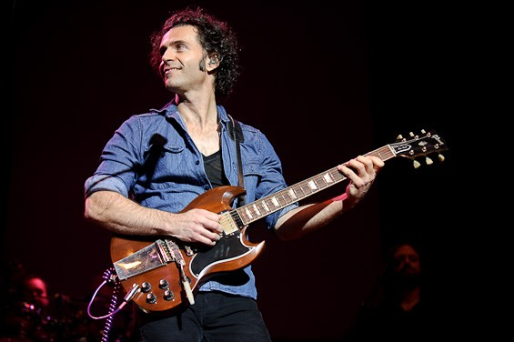 Dweezil Zappa - TODD OWYOUNG