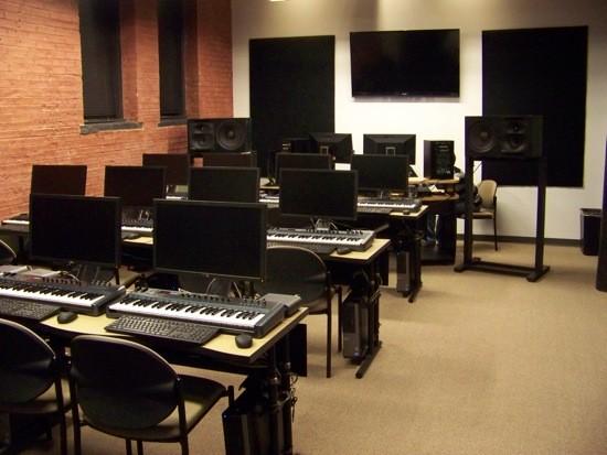 A classroom at EI - CALVIN COX