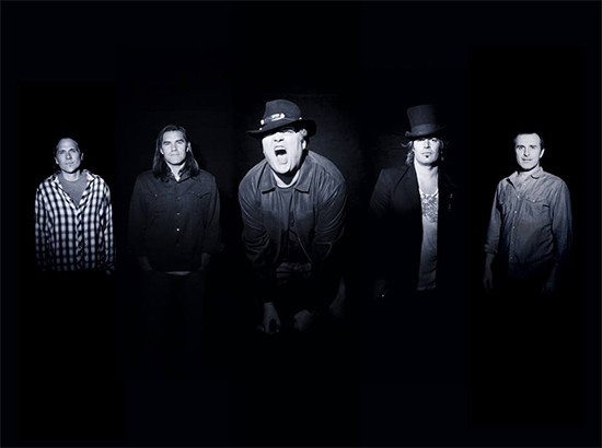 Blues Traveler - Friday, September 26 @ Ballpark Village. - PRESS PHOTO