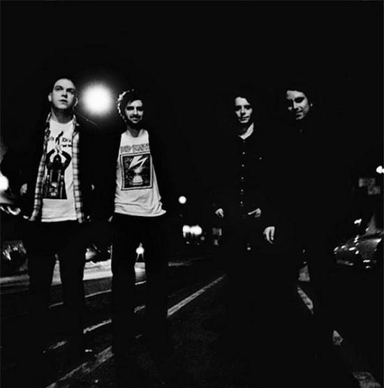 The Men - April 28 @ the Firebird