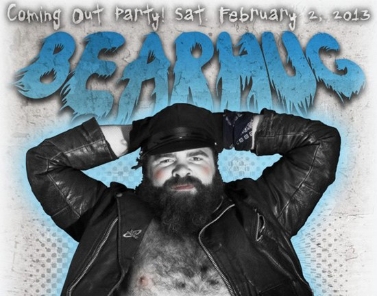 Bearhug Coming Out Party - Saturday @ Bad Dog Bar & Grill