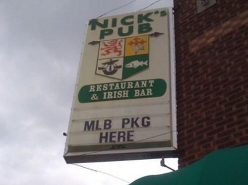 Nick's Irish Pub