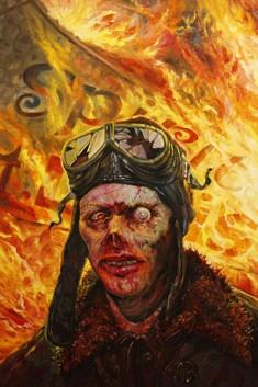 Zombie Lindbergh - ADAM DAVENPORT