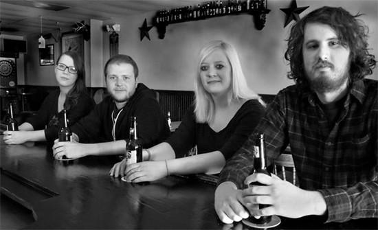Pistols and the Sisters CD Release - Fri. Nov. 8 @ The Firebird - PRESS PHOTO