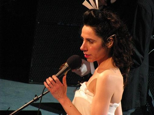 PJ Harvey at Stubb's - ANNIE ZALESKI
