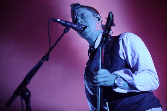 Paul Banks of Interpol - TODD OWYOUNG