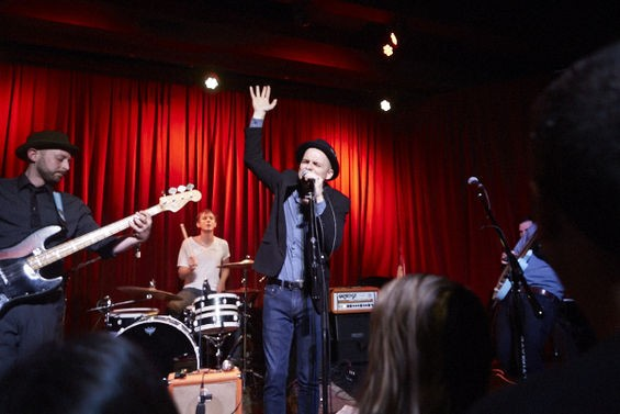 Kentucky Knife Fight waves farewell to its fans at Off Broadway. See more photos here. - THEO WELLING