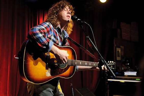 Ben Kweller at Off Broadway - JASON STOFF