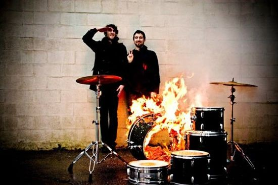 Japandroids - November 20 @ the Firebird