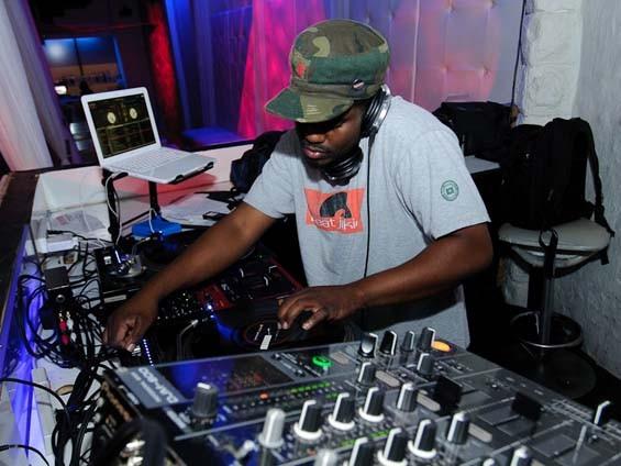 DJ Needles - PHOTO: JASON STOFF