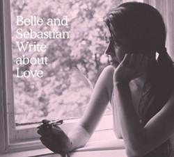 Belle and Sebastian write about love - IMAGE VIA