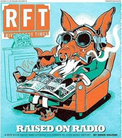 A 2009 RFT cover featuring KSHE's Sweetmeat - DAN ZETTWOCH