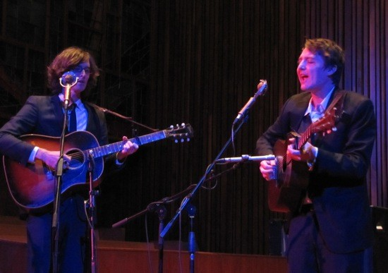 Milk Carton Kids at SXSW. - DANA PLONKA