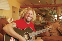 """Hagar says he's """"mad"""" at Kings of Leon."""