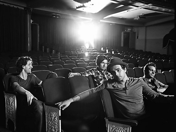 Dashboard Confessional's Chris Carrabba and his crew will bring the (emotional) pain to Six Flags on July 28.