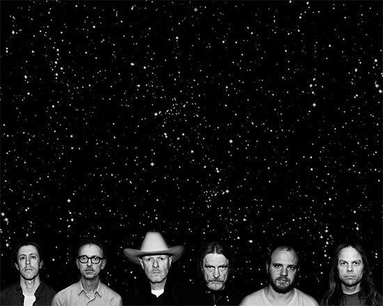 Swans - Tuesday, June 24 @ The Ready Room. - PRESS PHOTO