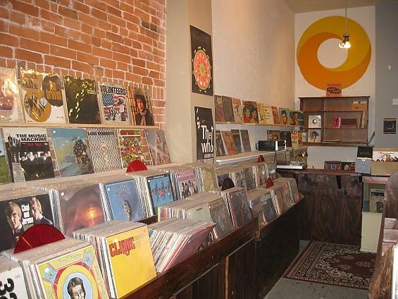 Get yr vinyl on at Phono-Mode, St. Louis' brand-spankin'-new record store on Cherokee Street. - DIANA BENANTI