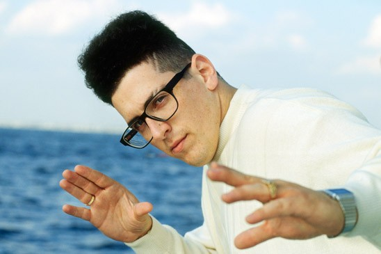 MC Serch - PRESS PHOTO