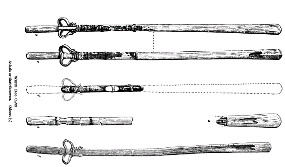 19th_century_knowledge_indian_lore_atlatl_spear_thrower.png