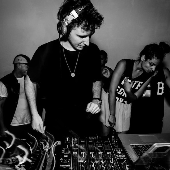 LA raised and NYC based RL Grime also pulls double duty as a producer/DJ named Clockwork. - RL GRIME